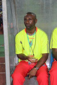 A ma fin du match, Florent Ibenge Ikwange a exprimé de vive voix son satisfecit d'avoir bien réussi sa mission