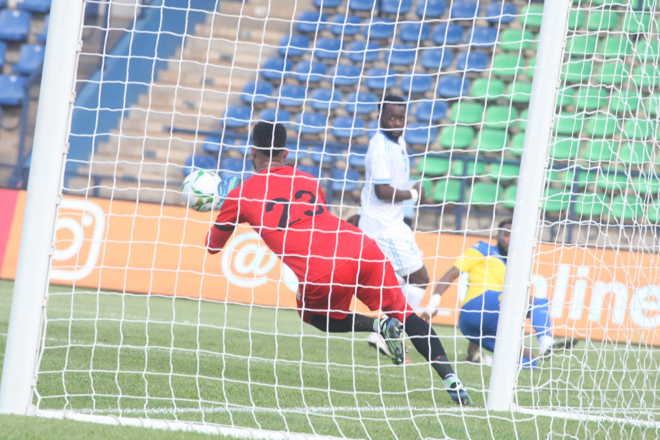 Match Gabon vs RDC 3-0 (Jeu 25.03.21 Stade de Franceville)