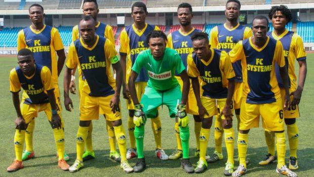 FC Système en 1/4 56è Coupe du Congo
