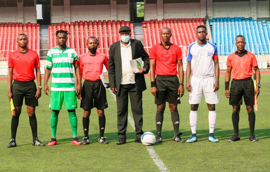 Sam 19.06- Céleste FC vs DCMP (0-2) 56e Coupe du Congo