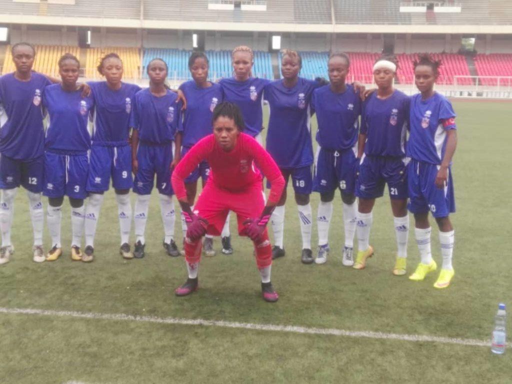Ream FCF Amani, championne du Congo 2021