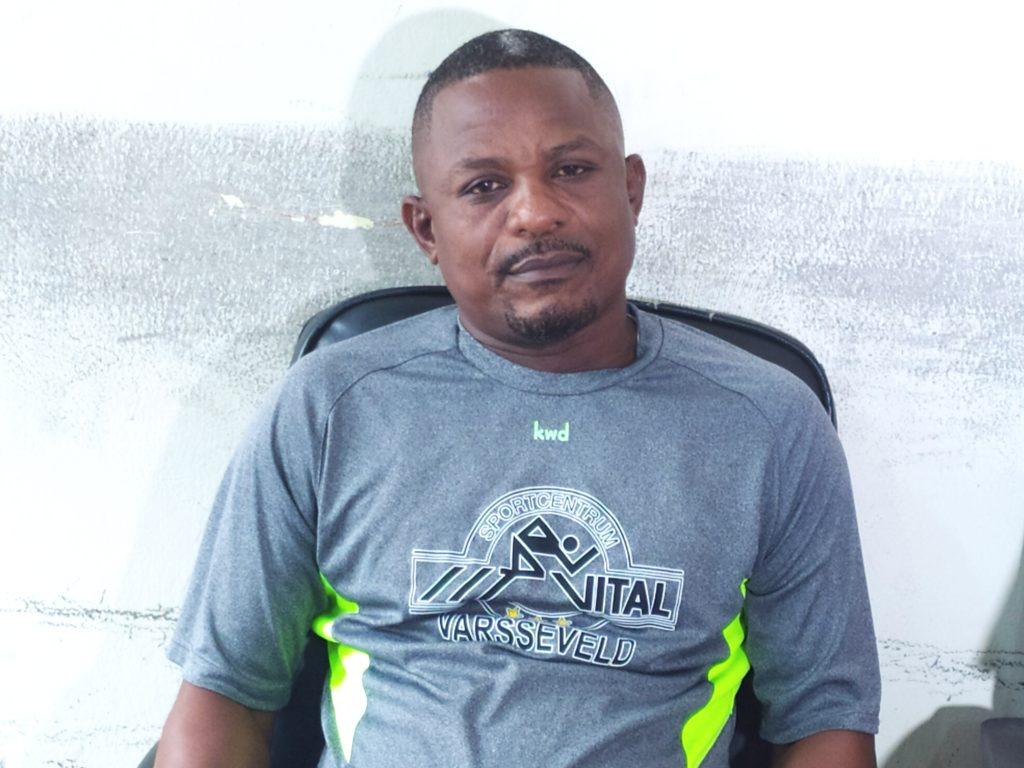 Coach FCF AMANI (Kin) KALUNGA BAZIOTA Chico B