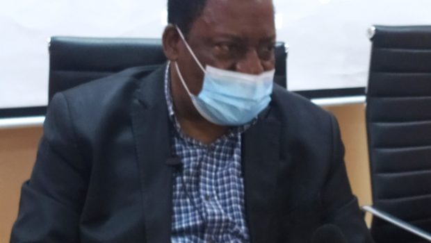 Président ai de la FECOFA, Donatien Tshimanga