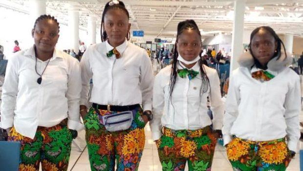 Les 4 Inter à Malabo (Guinée équatoriale)