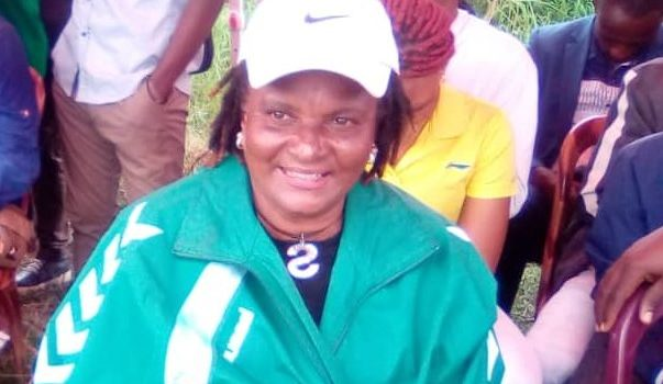 Mme Mariam Pendeza, Président CPFF Tshopo